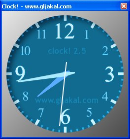 clock! 2.5 preview