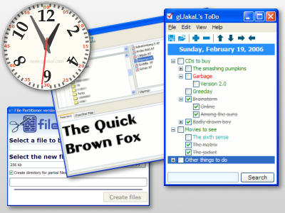 free software for managing your todo list, appointments, and more!